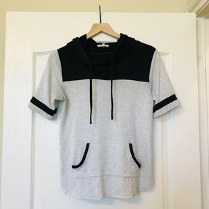 EUC Maurices Football Hoodie - Size M